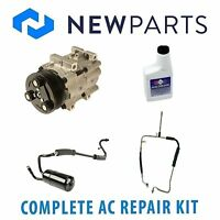 Mercury Sable 1997-1998 AC A/C Repair Kit With Compressor & Clutch Brand NEW