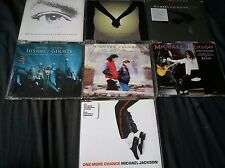 Michael Jackson - Rare CD Collection Cry, History / Ghosts, Gone Too Soon & More