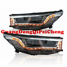 HID Headlight with LED DRL and Bi-xenon Projector For Toyota Highlander 2015-17