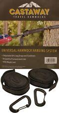Castaway Universal Hammock Hanging System HS-LPCARCW New