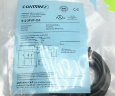 1PC NEW !! Contrinex S12-3FVW-050 Proximity Switch cable