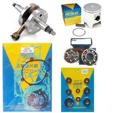 Honda CR85 2003 - 2004 Full Mitaka Engine Rebuild Kit Inc Crank Piston Gaskets