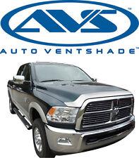 AVS 622051 Aeroskin Bug Shield Chrome Hood Protector 2010-16 Dodge Ram 2500 3500