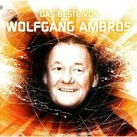"""WOLFGANG AMBROS """"DAS BESTE VON WOLFGANG AMBROS"""" CD NEU"""