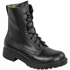 Leather Upper Military Boots for Men