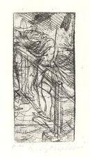 BARTOLINI Luigi, Senza titolo. Esemplare p.d.a. Cm 10,5x5