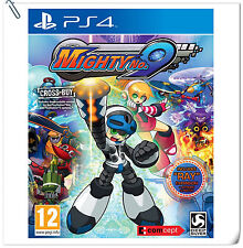 PS4 Mighty No. 9 Sony Playstation Platform Games Deep Silver