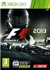 F1 2013: Formula 1 2013 ~ XBox 360 (in Great Condition)