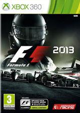 F1 2013: fórmula 1 2013 ~ XBox 360 (en gran condición)