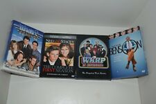 5 Seasons of classic hit TV comedies Wings, Benson, WKRP, Ned & Stacey DVD Sets