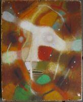 ::ÖLGEMÄLDE °ABSTRAKT FARBKOMPOSITION 1986 ALAIKO SIGNIERT MODERN ART LOFT DEKO