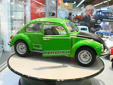 VW VOLKSWAGEN COCCINELLE BEETLE 1303 World Cup Vert Green 1974 SOLIDO 1:18