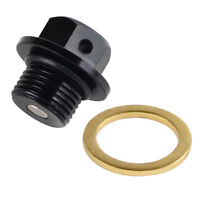Magnetic Oil Sump Drain Plug Screw Bolt For Suzuki Bandit GSF1200/S GSF750 GW250