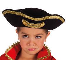 Piratenhut für Kinder Classic NEU - Karneval Fasching Hut Mütze Kopfbedeckung