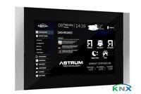 """10"""" Wandeinbau Touchpanel inkl. KNX Gateway, KNX Visualisierung, APP, Zubehör"""