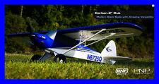 EFLITE E-FLITE CARBON Z CUB PNP PLUG N PLAY RC SCALE AEROBATIC AIRPLANE EFL10475