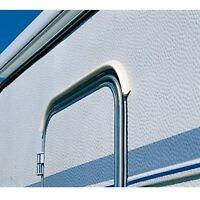 Fiamma Drip Stop Motorhome Caravan Gutter Rain Deflector 75cm White 03922-01-