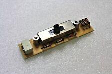 Switch phono impedance  - Revox B750 B 750 MKII