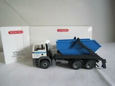 Wiking 067505 MAN TGL E6 P-Lkw Kran kommunal 1:87