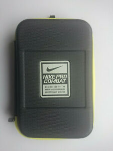 Nike Pro Combat Glove Hard Case in Black / Box Holder