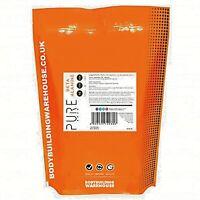 Pure Capsules de bêta-alanine pure 60 Caps (500 mg)