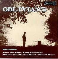 Oblivians - Play Nine Songs With MR Quinton  Vinyl LP  9 Tracks Rock  NEW!