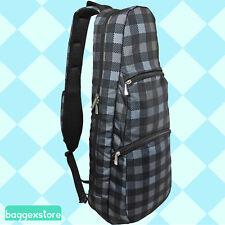"""21"""" Musical Instrument Soprano Ukulele Gig Bag / Sling Shoulder  2 Ways Backpack"""