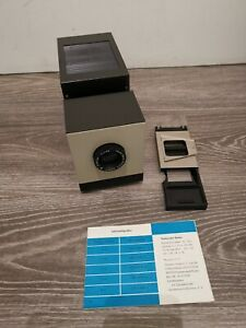 Diaprojektor Kleinbildprojektor F3 DDR 60er Jahre Kult Vintage