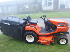 Kubota G18 direct collect 18hp 3 cylinder diesel tractor ride on mower compact