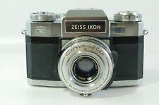 Vintage SLR camera Zeiss Ikon Contaflex S Matic Tessar 50mm 2.8 Ref. 621810