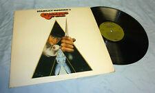 Clockwork Orange Stanley Kubrick 1971 Warner Bros. Soundtrack Lp!