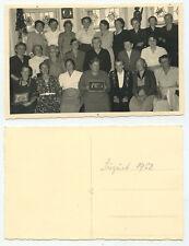 08138 - Abschlussklasse von 1902/03 - Wiedertreffen August 1953