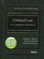 Criminal Law  - by Weaver