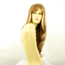 length wig for women blond copper wick light blond ref: betty f27613 PERUK