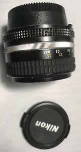Nikon Nikkor 1,4/50mm AIS Topzustand, überholt.