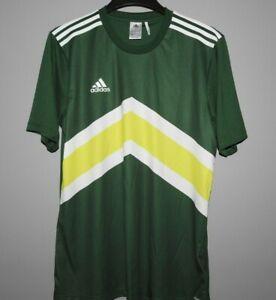 MLS Adidas Portland Timbers Blank Soccer Football Jersey New Mens Sizes
