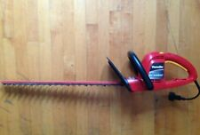 """Homelite 22"""" Hedge Trimmer Corded Electric  Dual Action Debris Remover  #UT44121"""