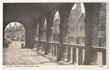 Gloucestershire; Chipping Campden, Old Market Hall RP PPC Unposted By Photochrom