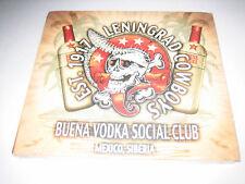 LENINGRAD COWBOYS - BUENA VODKA SOCIAL CLUB - CD - NEU + ORIGINAL VERPACKT!