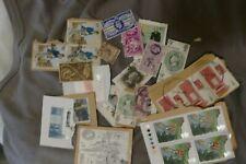 33 Postal History UK British commemorative postage stamps philatelic kiloware