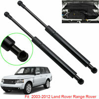 For Land Rover Range Rover L322 2003-2012 Vehicle Front Bonnet Gas Struts 2PCS