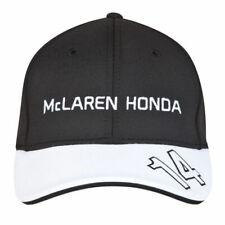 Caps X2 Formula One 1 McLaren Honda F1 2015 Fernando Alonso Team Cap & Blue