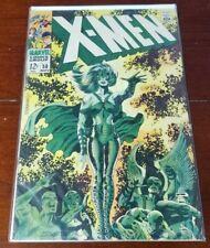 X-Men #50 2nd Appearance of Polaris Origin of Beast Vintage Marvel Key MCU Movie