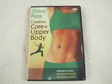 Shiva Rea - Creative Core + Upper Body Fitness DVD