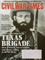 LEE'S SHOCK TROOPS - TEXAS BRIGADE Sept. 2007 CIVIL WAR TIMES Magazine ANTIETAM