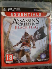 ASSASSINS CREED IV 4 BLACK FLAG PS3 assassins Nuevo Gran aventura en castellano,