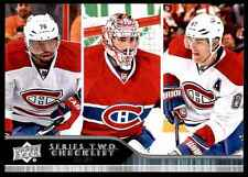 2014-15 Series 2 Carey Price P.K. Subban Max Pacioretty Checklist #449