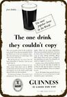 1934 GUINNESS DUBLIN BEER is good 4 u Vintage-Look DECORATIVE REPLICA METAL SIGN