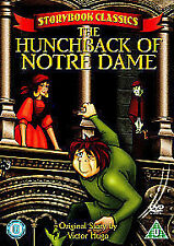 Storybook Classics - The Hunchback Of Notre Dame (DVD, 2006)