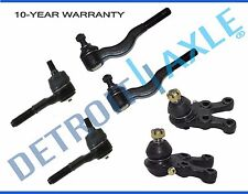 Brand New 6pc Front Suspension Kit for Mitsubishi Montero and Montero Sport